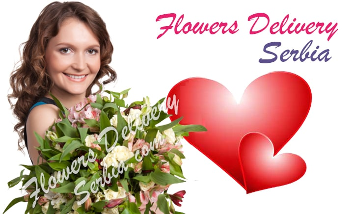 Send Flowers To Serbia